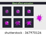 abstract explode effect...