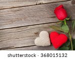 Red Rose And Valentines Day...