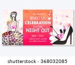 creative poster  banner or... | Shutterstock .eps vector #368032085