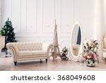 Stylish Light Interior With A...
