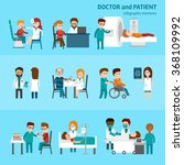 medical infographic elements... | Shutterstock .eps vector #368109992