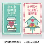 two cute cards for valentines...