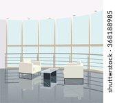 hall interior. vector... | Shutterstock .eps vector #368188985
