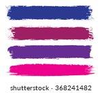 set of grunge banners .vector... | Shutterstock .eps vector #368241482