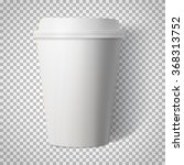 illustration of vector coffee... | Shutterstock .eps vector #368313752
