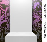 glitter marbled glitter texture.... | Shutterstock .eps vector #368338556