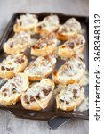 freshly grilled french loaf... | Shutterstock . vector #368348132