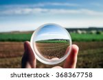 clear perspective through glass | Shutterstock . vector #368367758