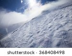the french alps mountains in... | Shutterstock . vector #368408498