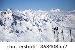 the austrian alps mountain... | Shutterstock . vector #368408552