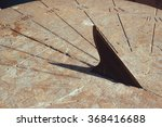 Old Ancient Sun Clocks  Sundial