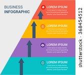 modern business banner. vector... | Shutterstock .eps vector #368454512