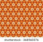 arabesque star hexagon pattern  ... | Shutterstock .eps vector #368560376