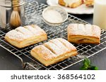 homemade cakes and puff pastry... | Shutterstock . vector #368564102