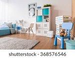 Spacious Interior For Child...
