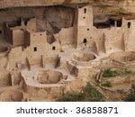 Cliff Palace At Mesa Verde...