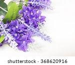 Bouquet Of Lavender Plastic...