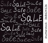 "hand drawn scribble ""sale"" 