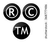 copyright   trademarks   ... | Shutterstock .eps vector #368777486