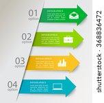 modern design template used for ... | Shutterstock .eps vector #368836472