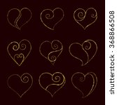 abstract vector illustration of ... | Shutterstock .eps vector #368866508