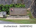 san juan  puerto rico   january ...   Shutterstock . vector #368898542