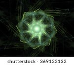 abstract fractal patterns and... | Shutterstock . vector #369122132
