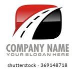 path asphalt road street... | Shutterstock .eps vector #369148718