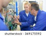 electrical engineering | Shutterstock . vector #369175592