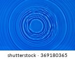 circle sun reflections in pool... | Shutterstock . vector #369180365