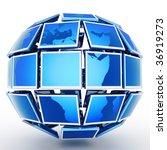 Global Television. Hi Res...