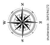 compass navigation dial  ... | Shutterstock .eps vector #369196172