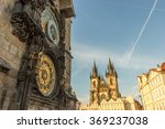 Prague Astronomical Clock And...