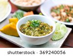 Thai Green Chili Dip With...