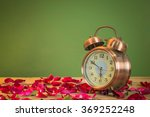 rose watches the meaning of love | Shutterstock . vector #369252248