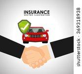 insurance company design    Shutterstock .eps vector #369318938