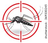 nature  aedes aegypti... | Shutterstock .eps vector #369330245