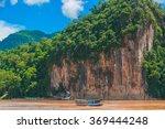 pak ou buddhist caves tam ting... | Shutterstock . vector #369444248