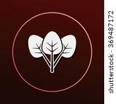vegetables icon | Shutterstock .eps vector #369487172