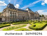 The Royal Palace In Brussels I...