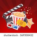 vector realistic illustration... | Shutterstock .eps vector #369500432