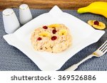 oatmeal cranberry and banana... | Shutterstock . vector #369526886