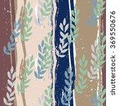 brushstroke seamless pattern... | Shutterstock .eps vector #369550676