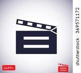 video icon | Shutterstock .eps vector #369571172