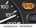 abs warning light in car... | Shutterstock . vector #369604016