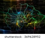 nature geometry series.... | Shutterstock . vector #369628952