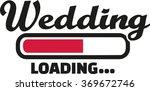wedding is loading   engaged