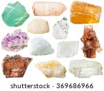 Various Transparent Mineral...