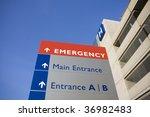 Modern Hospital And Emergency...