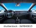 car inside composition. concept ... | Shutterstock . vector #369840815